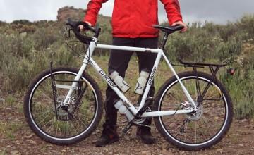 Горный велосипед с колесами диамтером 26 дюймов