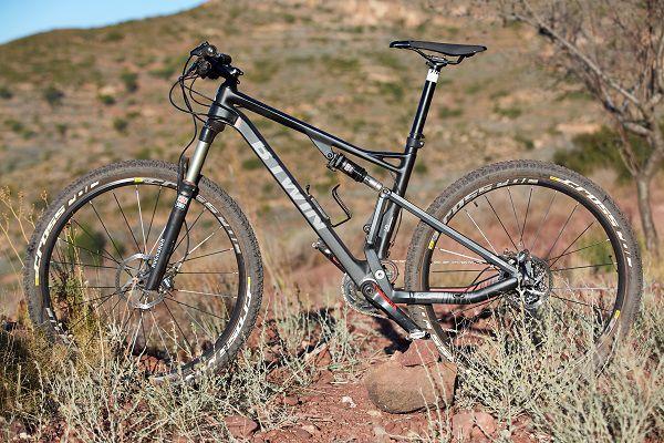 Горный велосипед с колесами диаметром 27,5 дюймов