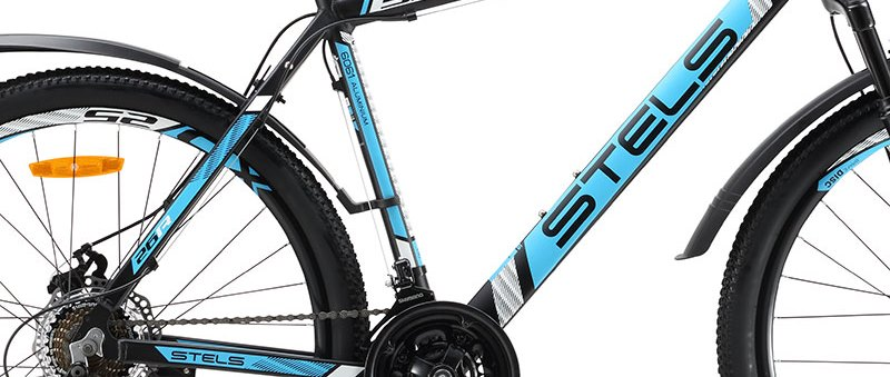 Горный велосипед от производителя Stels