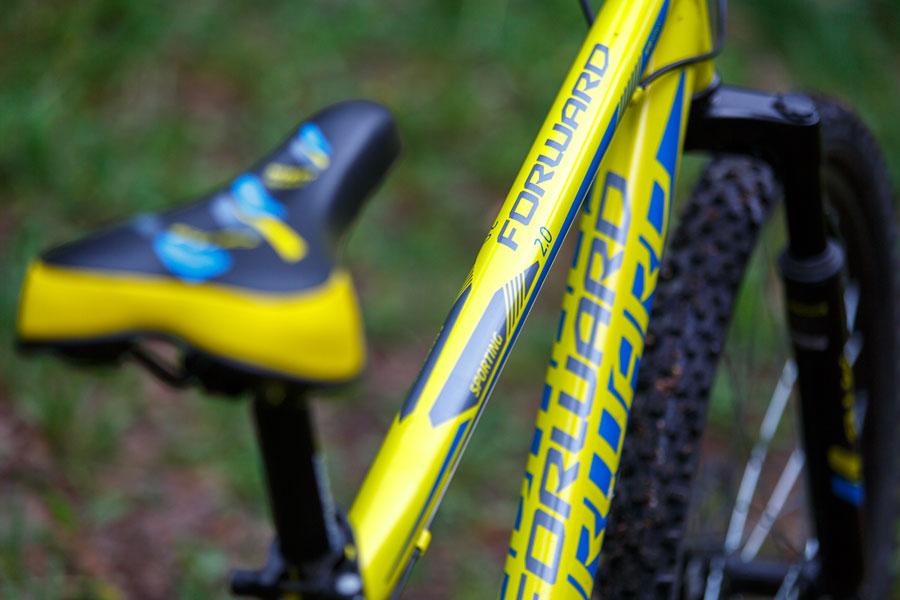 Бюджетный горный велосипед Merida Sporting