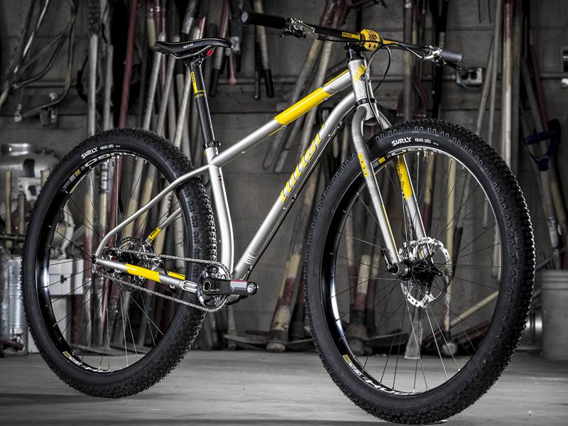 Горный велосипед м колесами 29 дюймов