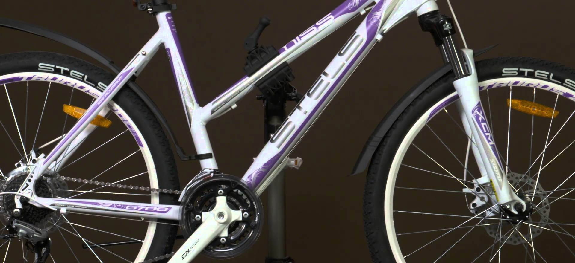 Женский велосипед Stels Miss