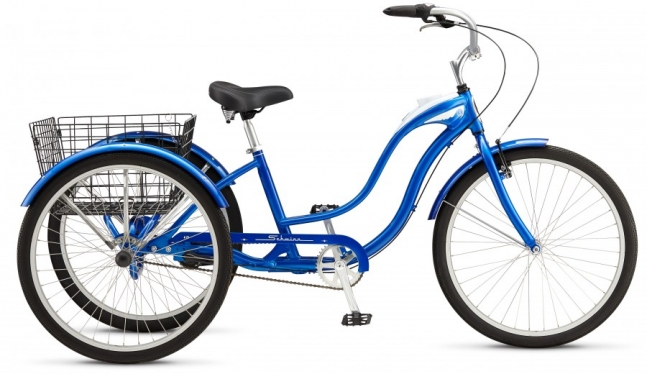 Велосипед SCHWINN TOWN & COUNTRY BLUE