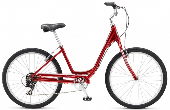 Велосипед SCHWINN Streamliner 2 women RED