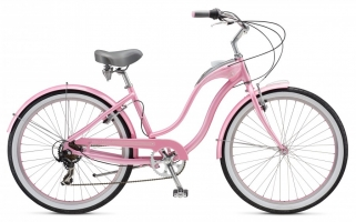 Велосипед SCHWINN HOLLYWOOD PNK
