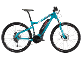 Электровелосипед Haibike (2017) Sduro HardSeven 5.0 400Wh 20-Sp Deore